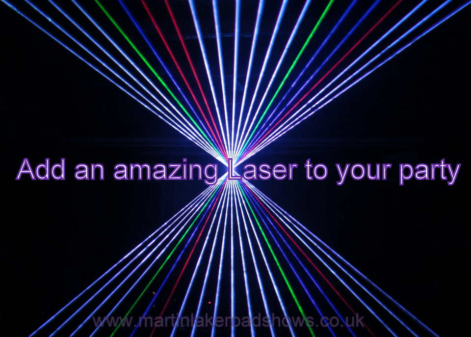 Hampshire Laser Disco