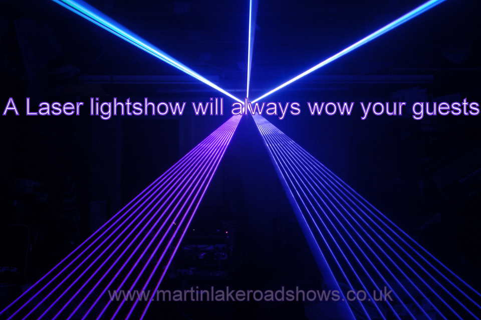 Martin Lake's New Forest Laser Disco