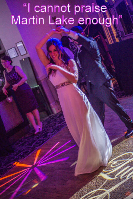 Rhinefield Wedding Disco