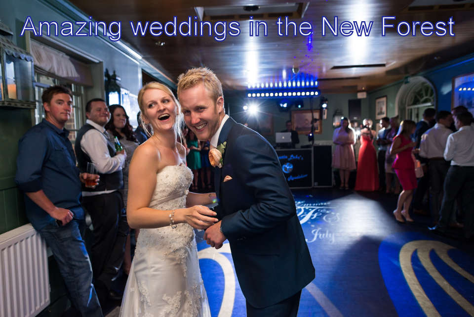 Amazing Weddings In The New Forest