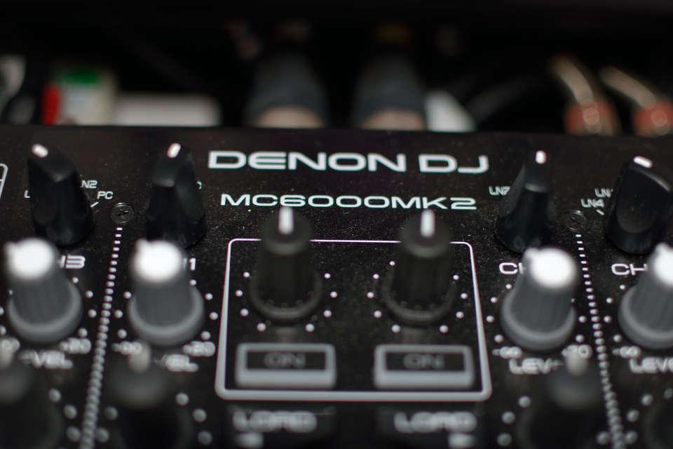 Denon Controller - DJ Martin Lake