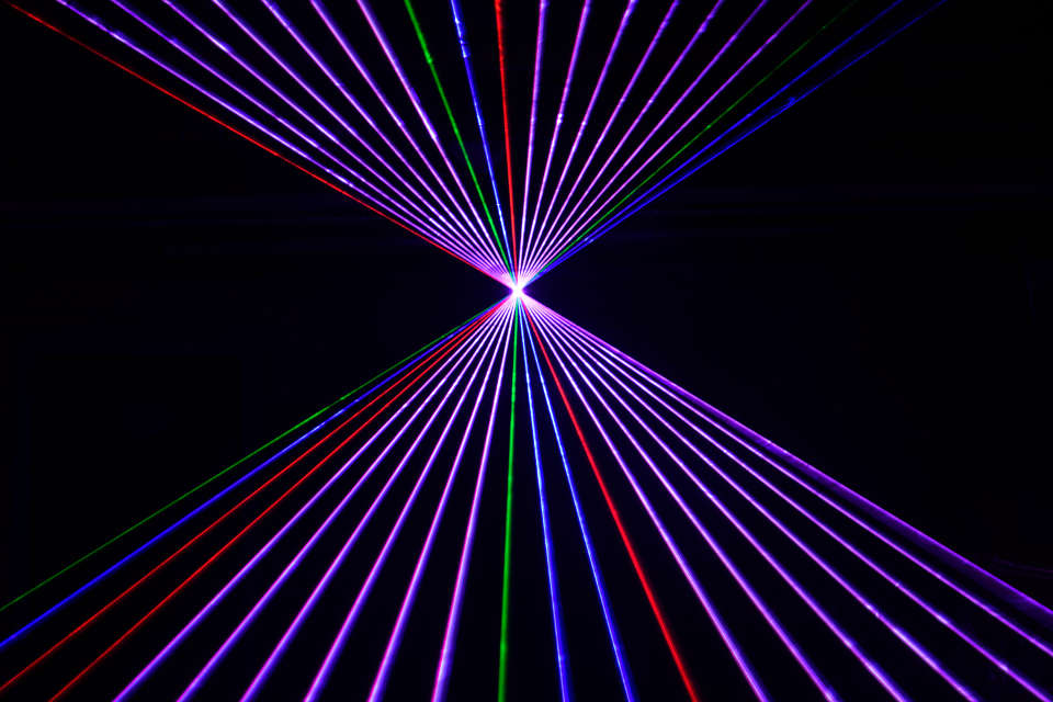 The Laser Show