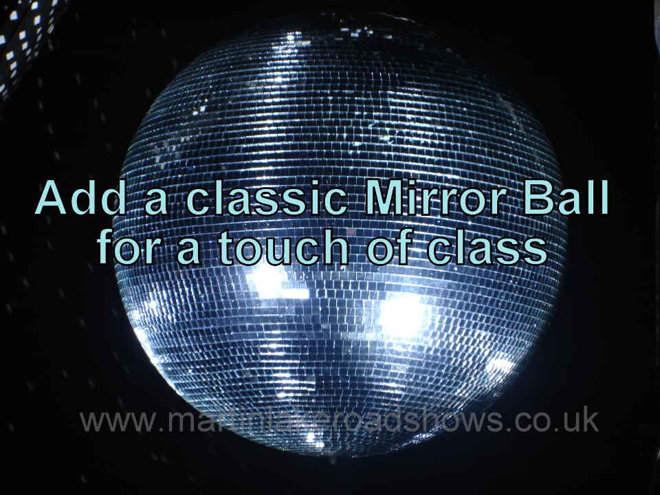 Classic Mirror Ball