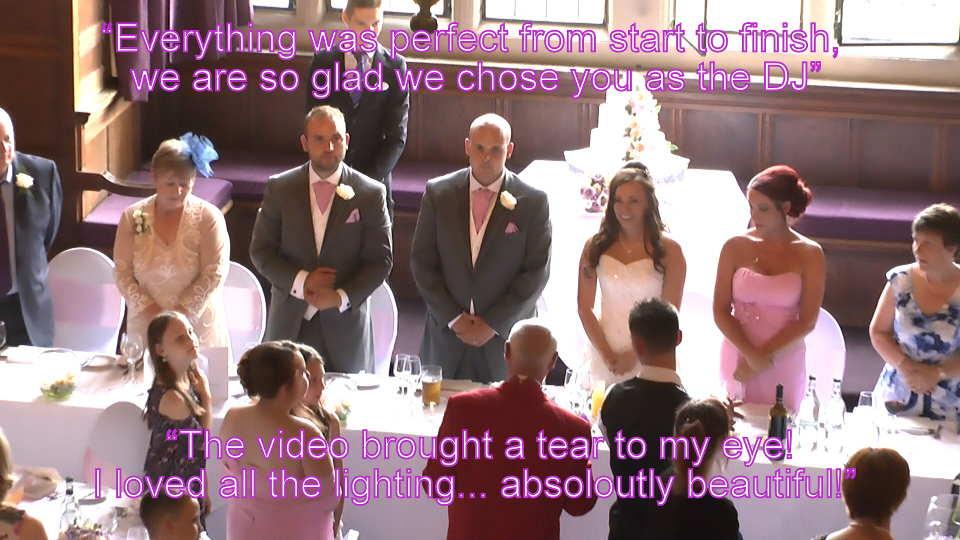 Amanda & John's Wedding At Rhinefield House
