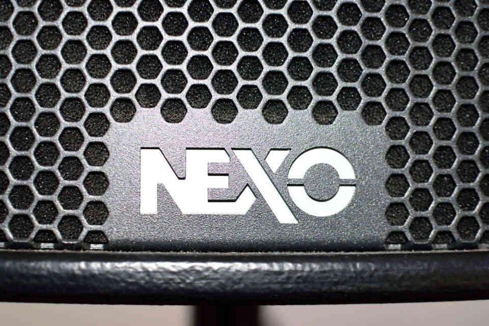 Nexo Sound System - DJ Martin Lake