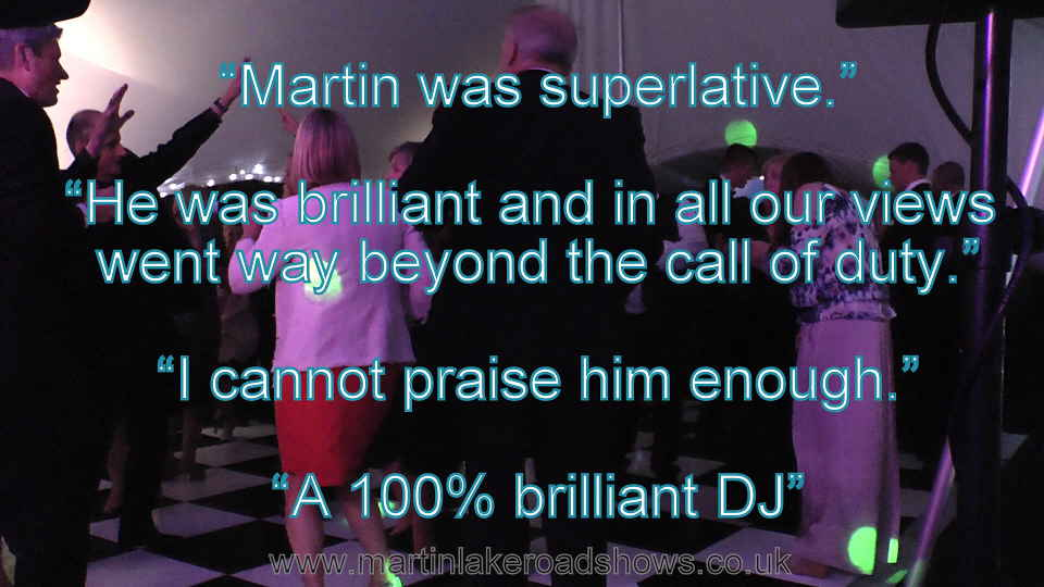 Marquee Birthday Party DJ Review