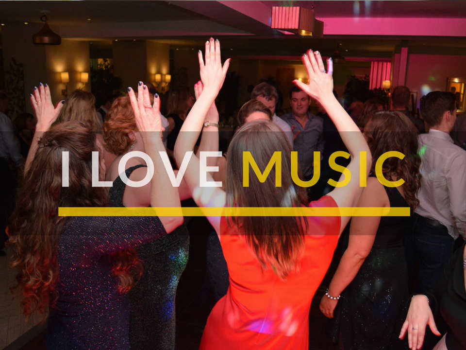I Love Music - Hampshire DJ Martin Lake