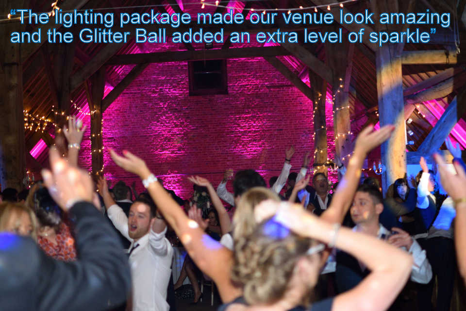 Barford Park Wedding DJ