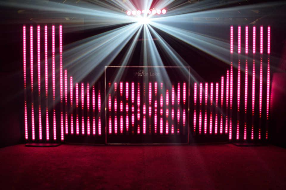 The Pixel Gold Show - DJ Martin Lake