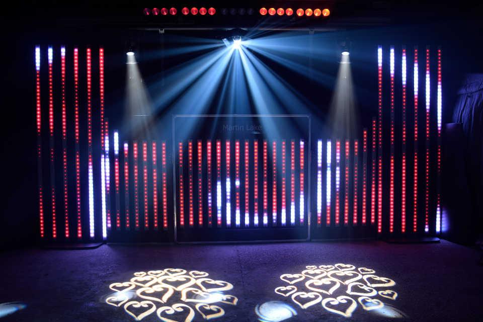 The Pixel Platinum Show - DJ Martin Lake