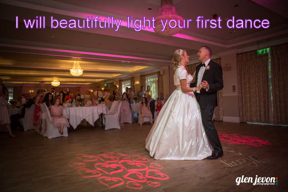 Beaulieu Wedding DJ Martin Lake - Beautifully Light First Dance