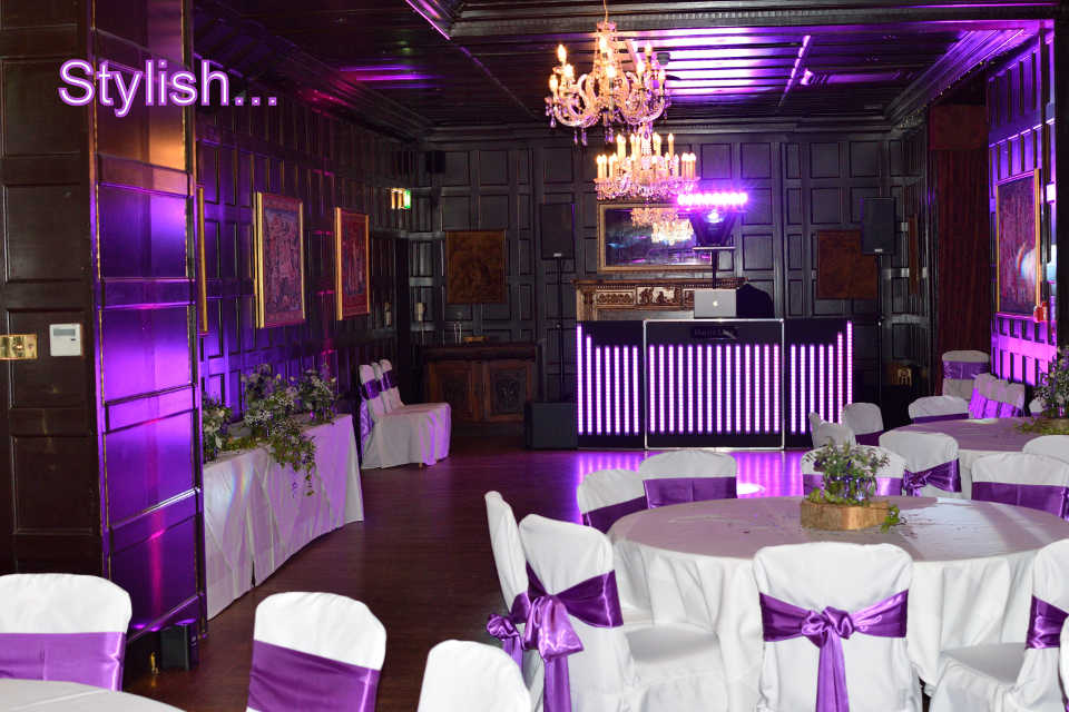 Stylish - New Forest Wedding DJ Martin Lake