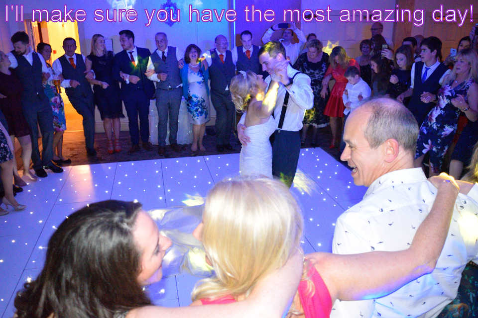 Wedding DJ Martin Lake - New Forest Wedding DJ