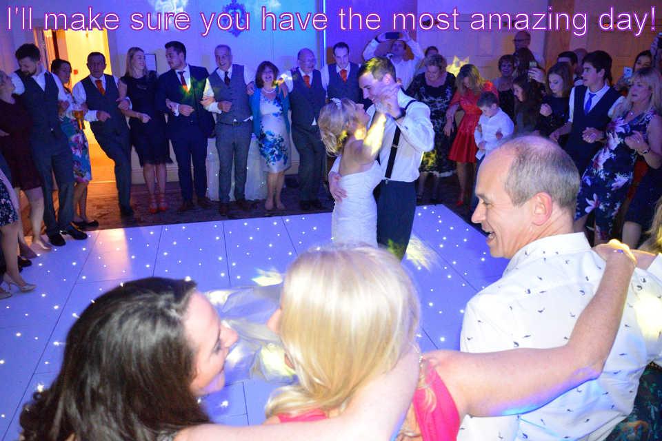 Wedding DJ Martin Lake - New Forest Wedding DJ