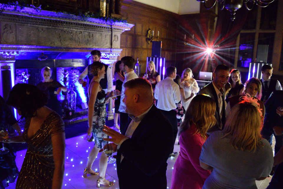 DJ Martin Lake - Rhinefield House Wedding Disco