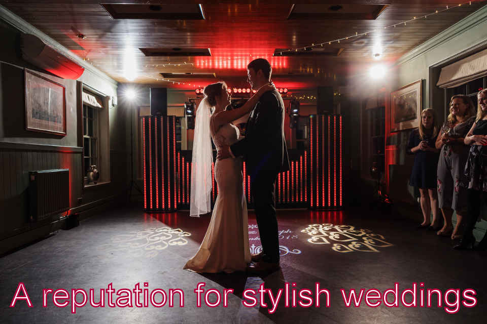 A Reputation For Stylish Weddings
